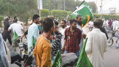 وفاقی حکومت نے تحریک لبیک پاکستان کوکالعدم قرار دے کر پابندی لگا دی