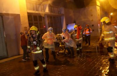 ہانگ کانگ رہائشی عمارت میں آتشزدگی سے 4 افراد ہلاک ، 2 زخمی