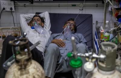 بھارت میں کورونا وائرس کے ریکارڈ 2 لاکھ 17 ہزار نئے کیس، مزید 1185 افراد لقمہ اجل بن گئے