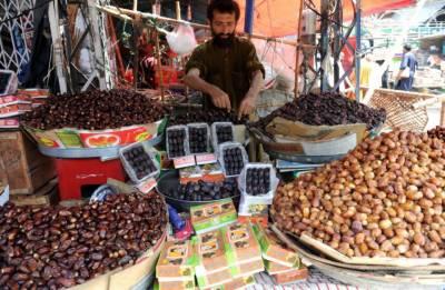 ماہ رمضان کے دوران کھجوروں کی قیمتوں میں زبردست اضافہ