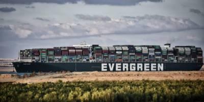 مصر ،ایور گرین جہاز کے 2ملازمین کو ملک چھوڑنے کی اجازت