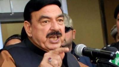 کسی جتھے کو ریاست کو یرغمال بنانے کی اجازت نہیں دی جا سکتی۔وزیر داخلہ شیخ رشید احمد