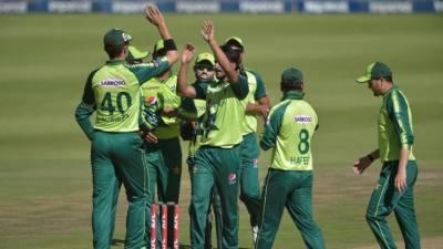 چوتھے ٹی ٹوئنٹی میں جنوبی افریقا نے پاکستان کو جیت کے لیے 145 رنز کا ہدف دے دیا