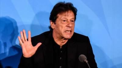 پاکستان اوردنیا بھرمیں رہنےوالوں کے لیے ایک بات واضح کر رہا ہوں، وزیراعظم
