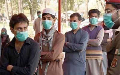 بلوچستان میں کورونا وائرس کے پھیلاو کی شرح 9.67 فیصد تک پہنچ گئی