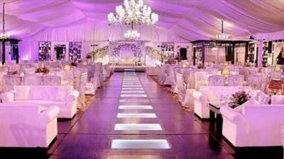 کراچی: شادی ہالز مالکان کا شہر بھر میں ہالز کھولنے کا اعلان