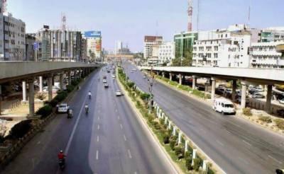 ہڑتال کی اپیل، کراچی میں کاروبار معطل، ٹریفک معمول سے کم