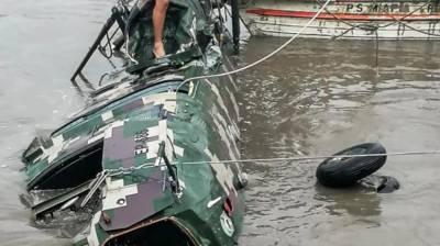 پیرو ،ہیلی کاپٹر حادثے میں5 فوجی ہلاک