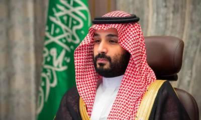 سعودی ولی عہد شہزادہ محمد بن سلمان کے ہاں ننھے مہمان کی آمد