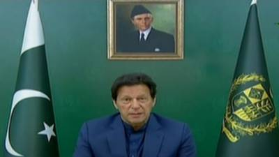 گستاخانہ اقدامات کے خلاف ٹریڈ بائیکاٹ کی مہم خود لیڈ کروں گا۔ وزیراعظم عمران خان