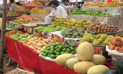 رمضان المبارک میں پھلوں کی قیمتیں آسمان سے باتیں کرنے لگیں