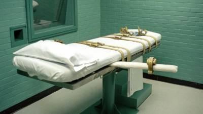 امریکا میں سزائے موت کے قاتل کی زہریلے ٹیکے کی بجائے فائرنگ اسکواڈ کے ذریعے موت کی درخواست