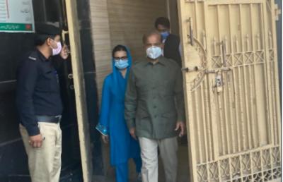 ن لیگ کے صدر شہباز شریف کو رہا کر دیا گیا