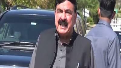 سارے پاکستان میں فوج کی مدد طلب کی گئی ہے: شیخ رشید
