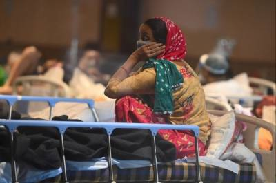 مذہب نہیں انسانیت کی خدمت، بھارت میں مساجد ہسپتالوں میں تبدیل