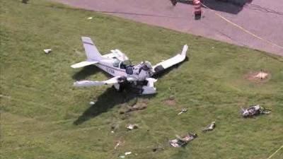 میکسیکو میں چھوٹا طیارہ گر کر تباہ، 6افراد ہلاک