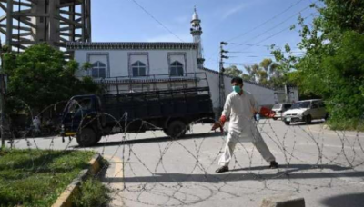 کے پی حکومت نے عید الفطر پر مکمل لاک ڈاﺅن کا اعلان کردیا