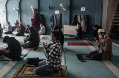 جرمنی میں مسلمانوں کی تعداد میں اضافہ،تعداد56لاکھ ہوگئی