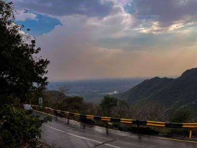اسلام آباد سمیت ملک کے بیشتر علاقوں میں بارش کا امکان :محکمہ موسمیات