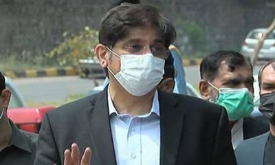الیکٹرونک ووٹنگ مشین کی پہلے بھی باتیں ہوتی رہی، آرڈیننس لے آنا کوئی حل نہیں: وزیراعلیٰ سندھ