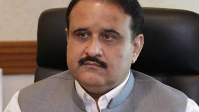 وزیراعلیٰ عثمان بزدارکی افغان سرحد سے دہشت گردوں کی جانب سے ایف سی اہلکاروں پر فائرنگ کے واقعہ کی شدید مذمت