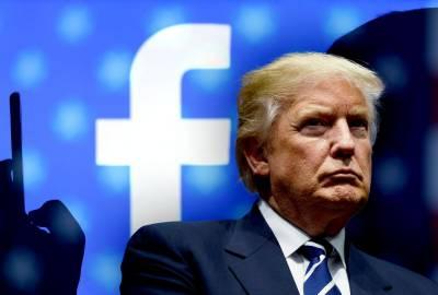 فیس بک نے ٹرمپ کو ایک اور دھچکا دے دیا