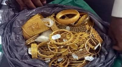 کراچی،سنار کی دکان میں چوری کا ڈراپ سین، واردات ڈرامہ نکلی، سونا برآمد