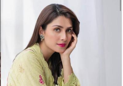 عائزہ خان کی تصویر شیئر ہوتے ہی مداحوں میں مقبول