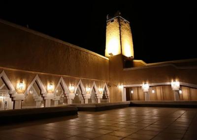 سعودی عرب، تاریخی مسجد الزرقا تجدید و توسیع کے بعد بحال