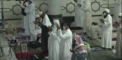 حرم مکی،25ویں شب کے موقع پر شیخ السدیس کی رقت آمیز دعا نے سما باندھ دیا