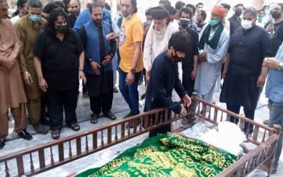 گلوکار عارف لوہار کی اہلیہ انتقال نجی اسپتال میں انتقال کرگئیں