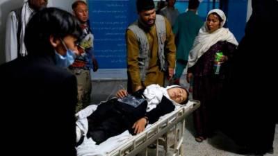 کابل میں دھماکہ: جاں بحق افراد کی تعداد 50 سے بڑھ گئی