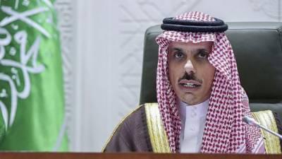 سعودی وزیر خارجہ شہزادہ فیصل بن فرحان السعود کا اسلام مخالف پروپیگنڈے کے مسئلے سے نمٹنے کیلئے عالمی سطح پر مکالمے پر زور