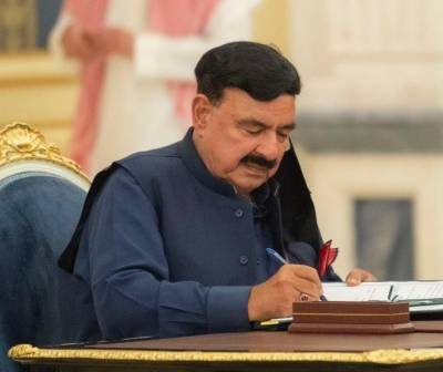 سعودی عرب کی جیلوں میں اپنی سزا کا بڑا حصہ کاٹ چکے گیارہ سو پاکستانی قیدیوں رہا ہو جائیں گے, شیخ رشید