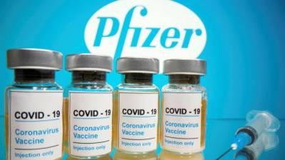 یورپی یونین 'فائزر' کی تیار کردہ ویکسین کی 60 کروڑ خوراکیں پہلے ہی حاصل کر چکا