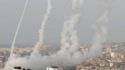اسرائیلی فوج کے غزہ پر فضائی حملے، 3 بچوں سمیت 9 فلسطینی شہید