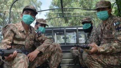 پاک فوج عید الفطر پر بھی شہریوں کی حفاظت کیلئے مصروف عمل
