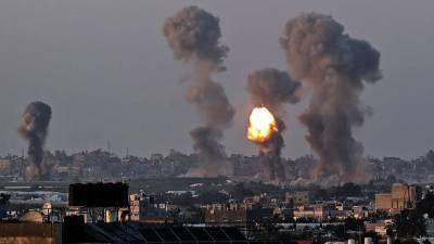 غزہ میں اسرائیل کے وحشیانہ فضائی حملے، شہادتوں کی تعداد 137 تک پہنچ گئی