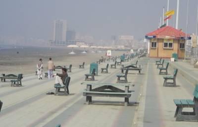کراچی کو سمندری طوفان سے کوئی خطرہ نہیں،محکمہ موسمیات