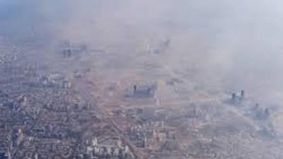 سب سے زیادہ ماحولیاتی خطرات کے شکار سو شہروں میں سے ننانوے ایشیا میں ہیں۔تجزیاتی رپورٹ میں انکشاف