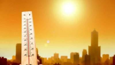 ملک کے بیشتر علاقوں میں موسم گرم اور خشک رہے گا . محکمہ موسمیات