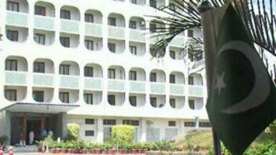پاکستان نے افغان مشیر قومی سلامتی کے الزامات مسترد کر دیئے،افغان سفیر کی دفتر خارجہ طلبی