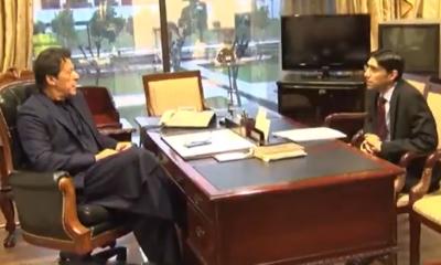 وزیراعظم نے ڈاکٹر معید یوسف کو مشیر قومی سلامتی کی ذمہ داریاں سونپ دیں