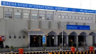 پشاور ایئرپورٹ پر 28مسافروں کے کورونا ٹیسٹ مثبت