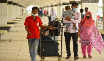 بنگلہ دیش ، نوول کرونا وائرس کے دوران طویل مسافت کی ٹرانسپورٹ دوبارہ شروع