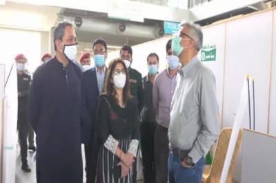 ویکسین لگوانا کورونا سے بچا وکا ذریعہ، حکومت کی منظور شدہ ویکسین محفوظ ہے، ڈاکٹر فیصل سلطان