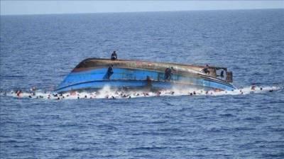 نائیجریا، دریا میں کشتی ڈوبنے سے 150 سے زائد افراد لاپتہ