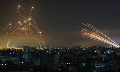اسرائیلی آئرن ڈوم سسٹم نے اپنے ہی ڈرون کو مار گرایا