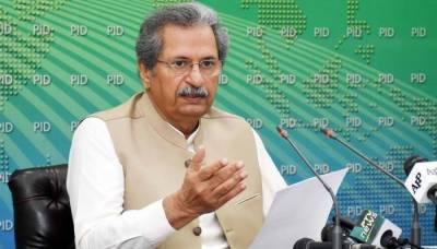 وفاقی وزیر تعلیم شفقت محمود کورونا سے صحتیاب ہوگئے