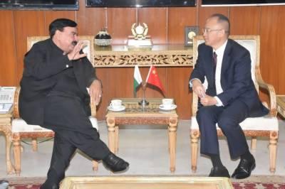 پاکستانی طلبا کی جلد چین واپسی کے لئے پوری کوشش کریں گے،چینی سفیر کی یقین دہانی